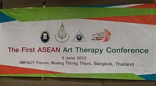 the first ASEAN art therapy conference
